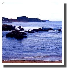 23.- Playa de Huelgues